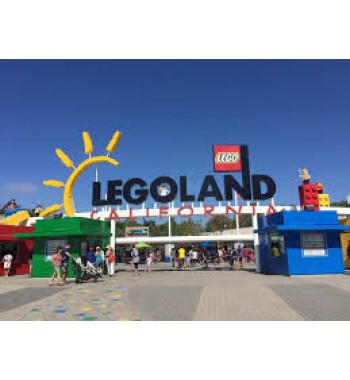 Legoland California门票